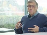 Bill Gates: chỉ quan tâm tới năng lượng tái tạo là chưa đủ để đối phó với biến đổi khí hậu