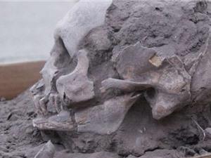 Phát hiện nghĩa trang cổ niên đại 10.000 năm tuổi