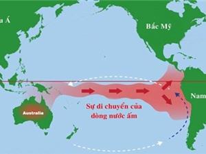 Nguy cơ xuất hiện El Niño trong ba tháng tới