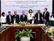 Sẽ thành lập Trung tâm Đổi mới sáng tạo tại Việt Nam
