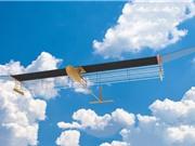 Mỹ chế tạo máy bay hoạt động bằng công nghệ gió ion