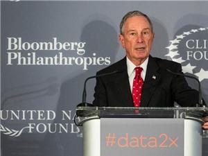 Cần nhiều tấm lòng như Bloomberg