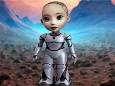 """Công dân robot Sophia sắp có """"em gái"""""""