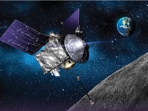 Tàu vũ trụ NASA tiếp cận tiểu hành tinh Bennu