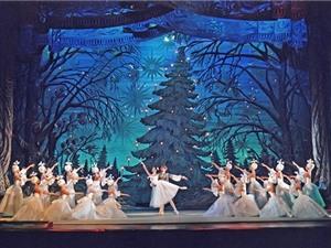 Ballet Kẹp hạt dẻ: Giấc mơ ngọt ngào đêm Giáng Sinh