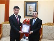 Đẩy mạnh hợp tác KH&CN Việt Nam – Trung Quốc