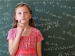 """""""Tổn thương toán học"""" ảnh hưởng đến khả năng học toán của trẻ"""
