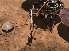 NASA lần đầu tiên ghi lại được âm thanh của gió trên sao Hỏa