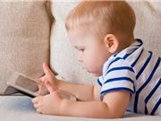 Màn hình thiết bị điện tử tác động xấu đến não trẻ