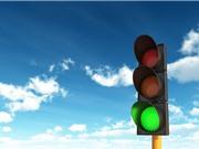 Đèn hiệu giao thông đầu tiên trên thế giới