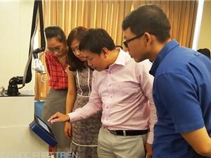 Dự án xóa sẹo và tái tạo da bằng công nghệ  laser vi điểm tốt nghiệp ươm tạo