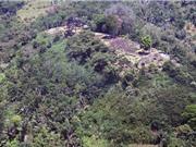 """Phát hiện """"Kim tự tháp"""" bí ẩn ở Indonesia"""