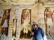 Phát hiện ngôi mộ 4.400 năm tuổi tại Ai Cập