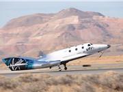 Máy bay siêu thanh của Mỹ chở người lên vũ trụ thành công