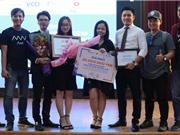 Sinh viên ĐH Ngoại thương về nhất cuộc thi Thử thách sáng tạo xã hội