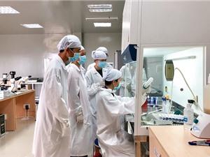 Viện Tế bào gốc: Kết nối quốc tế ngay từ bước khởi đầu