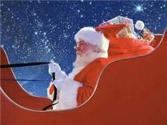 Sau 5 tuổi trẻ con không còn tin vào ông già Noel nữa