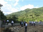 Đà Nẵng: Nghiên cứu ứng dụng công nghệ khai thác nước ở các sông, suối nhỏ phục vụ cấp nước sinh hoạt và nước tưới cho các loại cây ăn quả vùng sườn đồi huyện Hòa Vang