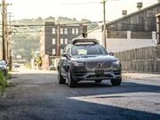 Uber tái thử nghiệm xe tự lái sau 9 tháng bị đình chỉ