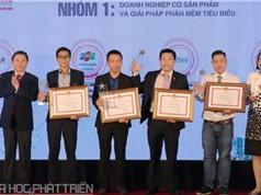 24 doanh nghiệp và cá nhân nhận Giải thưởng Công nghệ thông tin – truyền thông TPHCM