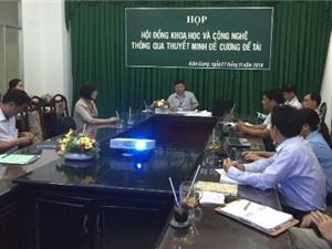Kiên Giang: Nghiên cứu biện pháp quản lý và phục hồi một số loài thủy sản quý cho Vườn Quốc gia U Minh Thượng