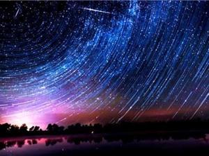 Hiện tượng thiên văn đầu tiên của năm 2019: Mưa sao băng Quadrantids