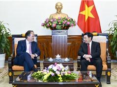 Chính phủ Anh tiếp tục ưu tiên hợp tác phát triển với Việt Nam
