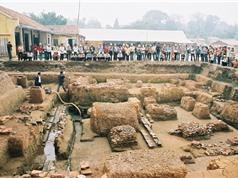 Di sản trước đầu máy xúc: Kể chuyện phát lộ di tích Hoàng thành Thăng Long