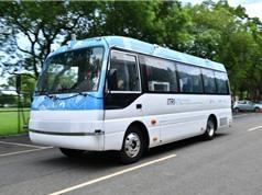 Viện IRTI Đài Loan ra mắt xe bus tự lái
