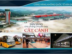 Sân bay Vân Đồn và giấc mơ khởi nghiệp