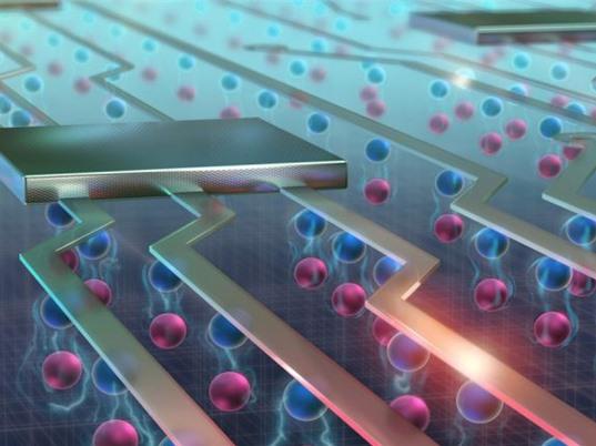 Đột phá trong nghiên cứu vật lý hứa hẹn đưa tới một lĩnh vực điện tử mới