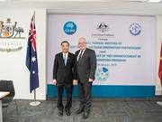 Khởi động chương trình hợp tác ĐMST Aus4Innovation