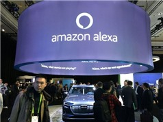 CES 2019: Sàn diễn phô trương sức mạnh AI của Amazon và Google