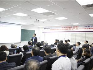 Hội nghị quốc tế về Vật lý ứng dụng Việt Nam – Hàn Quốc