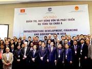 Phát triển cơ sở hạ tầng: Hướng đến khu vực tư nhân để giảm gánh nặng nợ công
