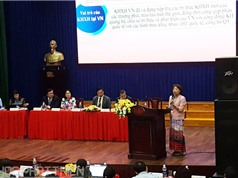 Công bố quốc tế trong lĩnh vực KHXH&NV: Việt Nam đứng thứ 49 thế giới và thứ 4 khu vực