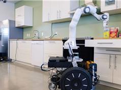 Robot nấu ăn, dọn bếp của NVIDIA và IKEA