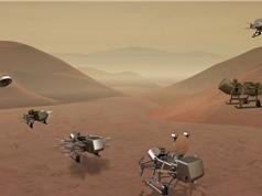 Triển khai drone thăm dò trên mặt trăng Titan của sao Thổ