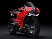 Ducati cũng có tham vọng với xe máy điện