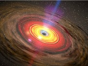 Phát hiện hố đen có kích thước bằng sao Mộc trong dải Ngân hà