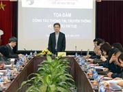 Cục Sở hữu trí tuệ: Triển khai nhiều dự án quan trọng thông qua hợp tác quốc tế