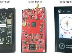 Làm chủ công nghệ lõi: trong chế tạo la bàn điện tử độ chính xác cao