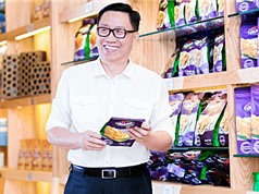 Gặp ông Nguyễn Lâm Viên- Chủ tịch Công ty Vinamit: Doanh nhân như nhà khoa học