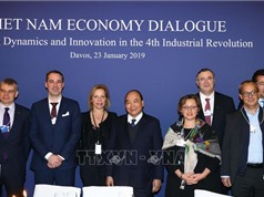 """Thủ tướng: """"Hãy đến và tạo ra các sản phẩm 4.0 tại Việt Nam"""""""