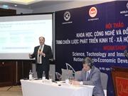 KH, CN và ĐMST trong chiến lược phát triển kinh tế - xã hội
