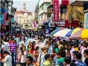 10 thành phố phát triển nhanh nhất thế giới đều nằm ở Ấn Độ