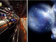 """Máy gia tốc hạt mới sẽ mở cửa đến """"vũ trụ lân cận"""""""