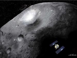 Makoto Yoshikawa: Săn tiểu hành tinh