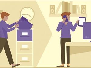 Chuyển đổi số: Quá trình chuyển mình của doanh nghiệp