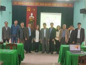 Thừa Thiên Huế: Bảo tồn và phát triển nguồn nguyên liệu cây tràm gió thiên nhiên gắn với việc bảo tồn và phát triển nghề chưng cất tinh dầu tràm Huế đồng thời gắn với việc xây dựng thương hiệu tinh dầu Hoa Nén